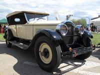 Vehciles Clàssics: Packard Motor Car