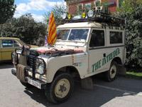 Vehciles Clàssics: Land Rover Santana