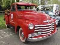 Vehciles Clàssics: Chevrolet 3100