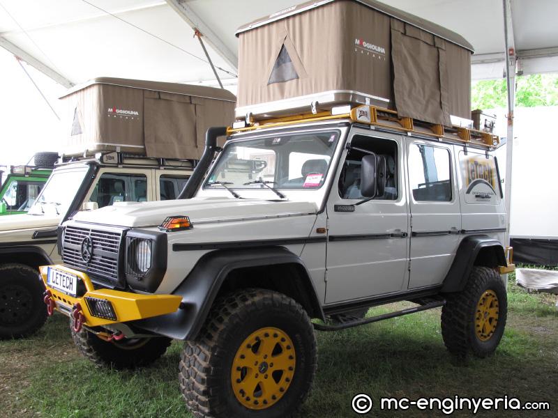 2019 G Wagon >> Abenteuer & Allrad 2013 - MC Ingeniería