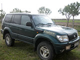 Toyota Land Cruiser KZJ95