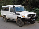 Toyota Land Cruiser HZJ78